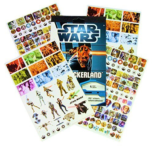 Star Wars Reward Stickers - 295 Stickers!