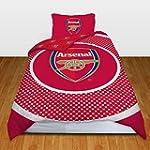 Arsenal FC - Parure de lit simple ou...
