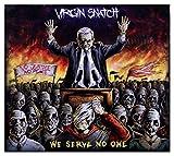Virgin Snatch: We Serve No One (digipack) [CD]