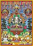 2000ピース 六字観自在曼荼羅 20-112