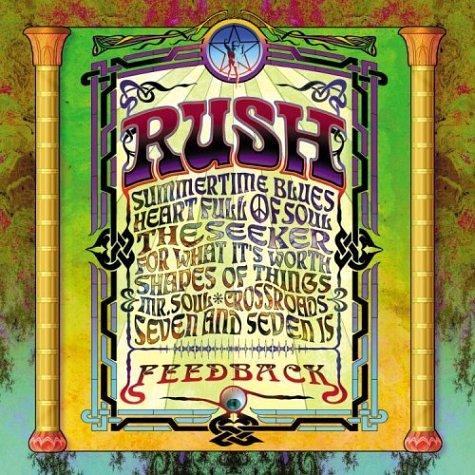 Rush - Feedback - Zortam Music