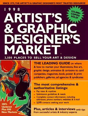 1998 Artist's & Graphic Designer's Market (Artist's & Graphic Designer's Market, 1998)
