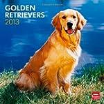 Golden Retrievers 2013 Square 12X12 W...