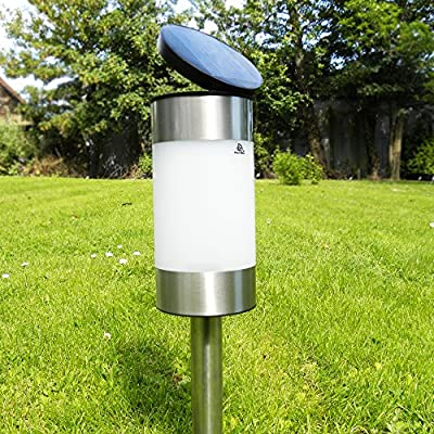 PowerBee ® Saturn Solar Garden Lights for all year round Garden Lighting ideal for pathways / lawns / Gardens / Festive Parties & More...