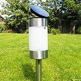 PowerBee ® Saturn Solar Garden Lights for all year round Garden Lighting ideal for pathways / lawns / Gardens / Festive Parties & More...