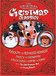 The Original Television Christmas Classics Rudolph The Red-nosed Reindeer Santa Claus Is Comin To Town Frosty The Snowman Frosty Returns The Little Drummer Boy from Classic Media