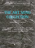 img - for The Art Song Collection (G. Schirmer's New American Voices Series, Medium-High Voice) book / textbook / text book