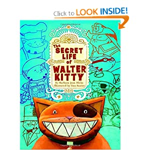 The Secret Life of Walter Kitty Book
