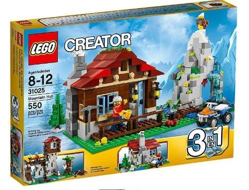 レゴ クリエイター・マウンテンロッジ 31025