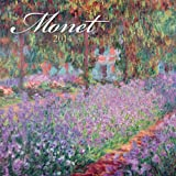 Perfect Timing - Avalanche 2014 Monet Wall Calendar, 12 Month (Jan 2014- Dec 2014), 12 x 24 Inches opened (7001559)