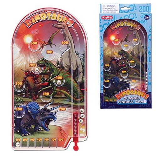 Dinosaurs Pinball Game