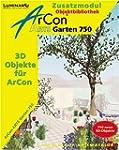 ArCon Arts Garten 750, 1 CD-ROM Zusat...