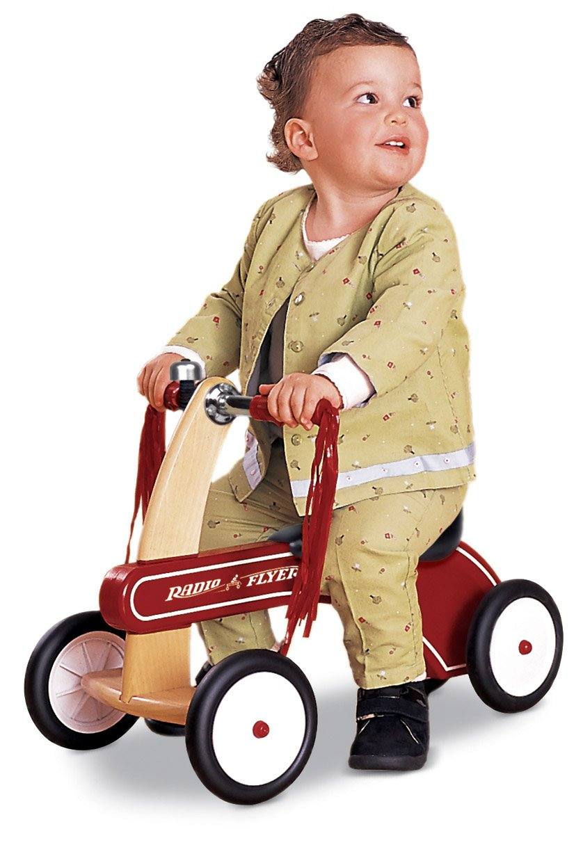 Radio Flyer Trike Without Pedals