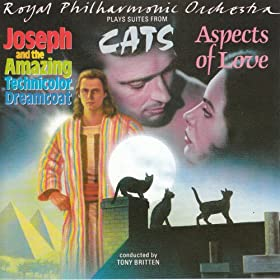 RPO Plays Suites From 'Aspects Of Love', 'Joseph And The Amazing Technicolor  Dreamcoat' & 'Cats'