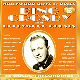 Bing Crosby - La Vie En Rose / I Cross My Fingers