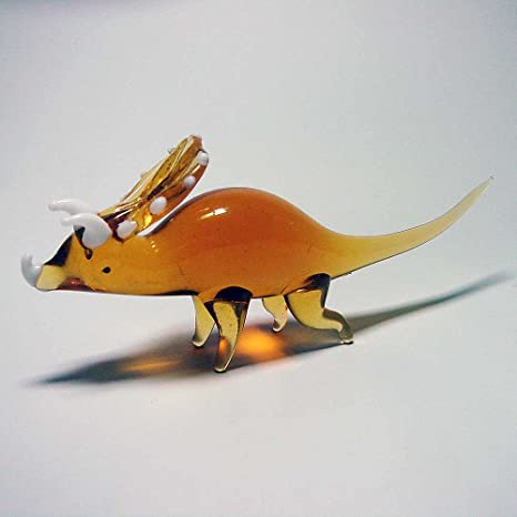 Fairy glass workshop of 25-29 forest glasswork dinosaur Triceratops (japan import)