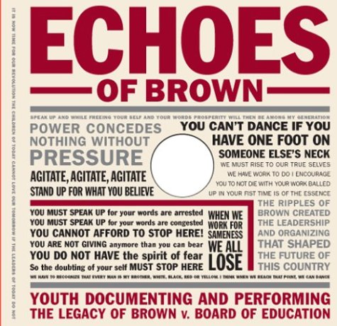 Echoes of Brown: Youth Documenting and Performing the...
