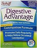 Digestive Advantage Probiotics - Constipation Formula Probiotic Capsules, 30 Count