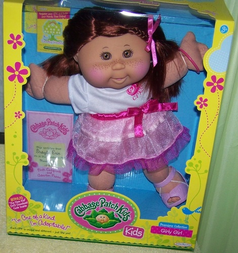 Download Free Software Playground Girl Cabbage Patch Doll