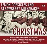 Lemon Popsicles and Strawberry Milkshake - Christmas