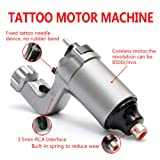 RWANG Professional Rotary Tattoo Machine Gun Space Aluminum for Liner Shader Machine for Tattoo Artists (TM367)
