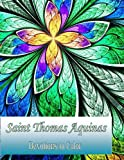 img - for Saint Thomas Aquinas: Devotions to Color book / textbook / text book