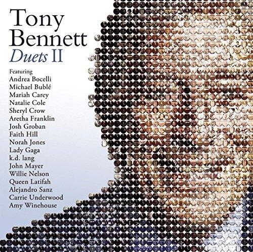【アルバム:Tony Bennett Duets II】
