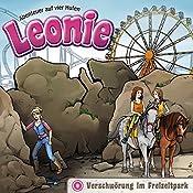 Verschwörung im Freizeitpark (Leonie - Abenteuer auf vier Hufen 9)   Christian Mörken