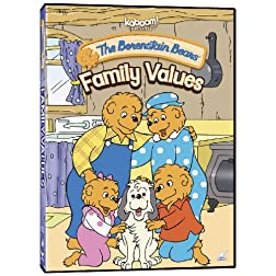 The Berenstain Bears - Family Values