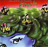 Galleons of Passion by Finch [Music CD]