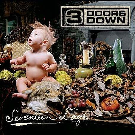 3 Doors Down - Seventeen Days [UK Bonus Edition] - Zortam Music