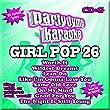 Party Tyme Karaoke - Girl Pop 26 [8+8-song CD+G]