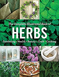 Book Cover: Ultimate book of herbs : growing - health & beauty - cooking - crafts