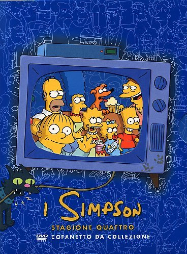 I Simpson - Stagione 04 (4 Dvd)