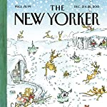 The New Yorker, December 21st & 28th 2015: Part 2 (Samanth Subramanian, Carolyn Kormann, Elizabeth Kolbert) | Samanth Subramanian,Carolyn Kormann,Elizabeth Kolbert