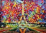 Paris of My Dreams (30 x 40) - Gallery Proof