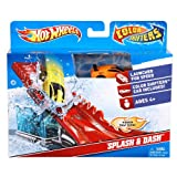 Mattel V4375 Hot Wheels Color Shifters Splash and Dash Playset