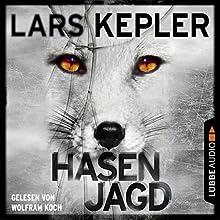 Hasenjagd (Joona Linna 6) Hörbuch von Lars Kepler Gesprochen von: Wolfram Koch