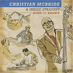 Christian McBride Kind Of Brown cover