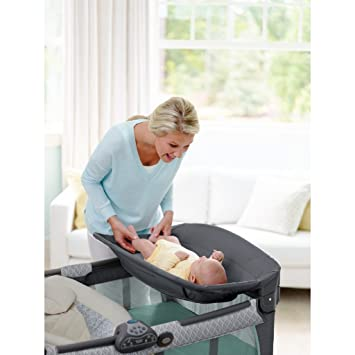 Sale Graco Pack 'N Play Playard with Newborn Napperstation DLX