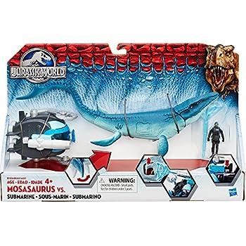 Hasbro – Jurassic World Mosasaurus VS Submarine online kaufen
