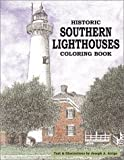 img - for Historic Southern Lighthouses - Coloring Book book / textbook / text book