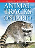 Animal Tracks of Ontario (1551051095) by Sheldon, Ian