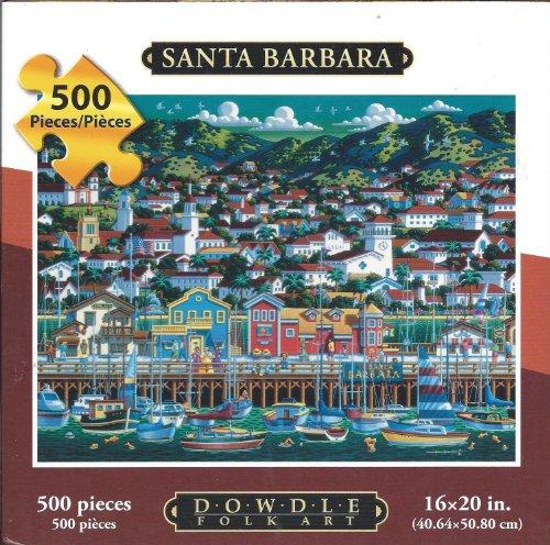 Santa-Barbara-Dowdle-Folk-Art-500-Piece-Puzzle-16-X-20