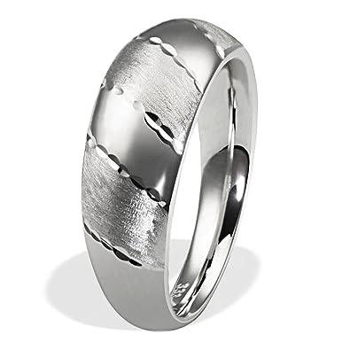 Goldmaid Pr R4326WG Ring White Gold 333/1000 8 carats 3.7 g