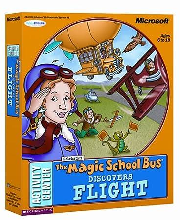 Magic School Bus Discovers Flight [Old Version]
