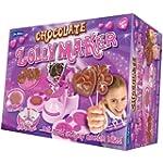John Adams Chocolate Lolly Maker