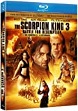 Scorpion King 3: Battle for Redemption [Blu-ray + DVD] (Bilingual)