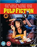 Pulp Fiction  [1994] [Blu-ray]