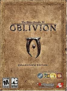 Elder Scrolls 4: Oblivion Collector's Edition - PC